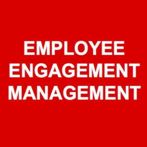 Employee engagement management